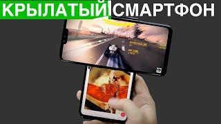 Крылатый смартфон LG |Новые видеокарты Nvidia GeForce и другие новости