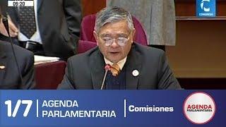 Sesión Comisión de Fiscalización 1/7 (12/06/19)