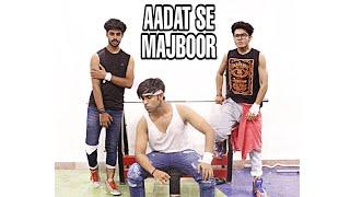 AADAT SE MAJBOOR|DANCE CHOREOGRAPHY|LADIES VS RICKY BAHL|#bdv_squad