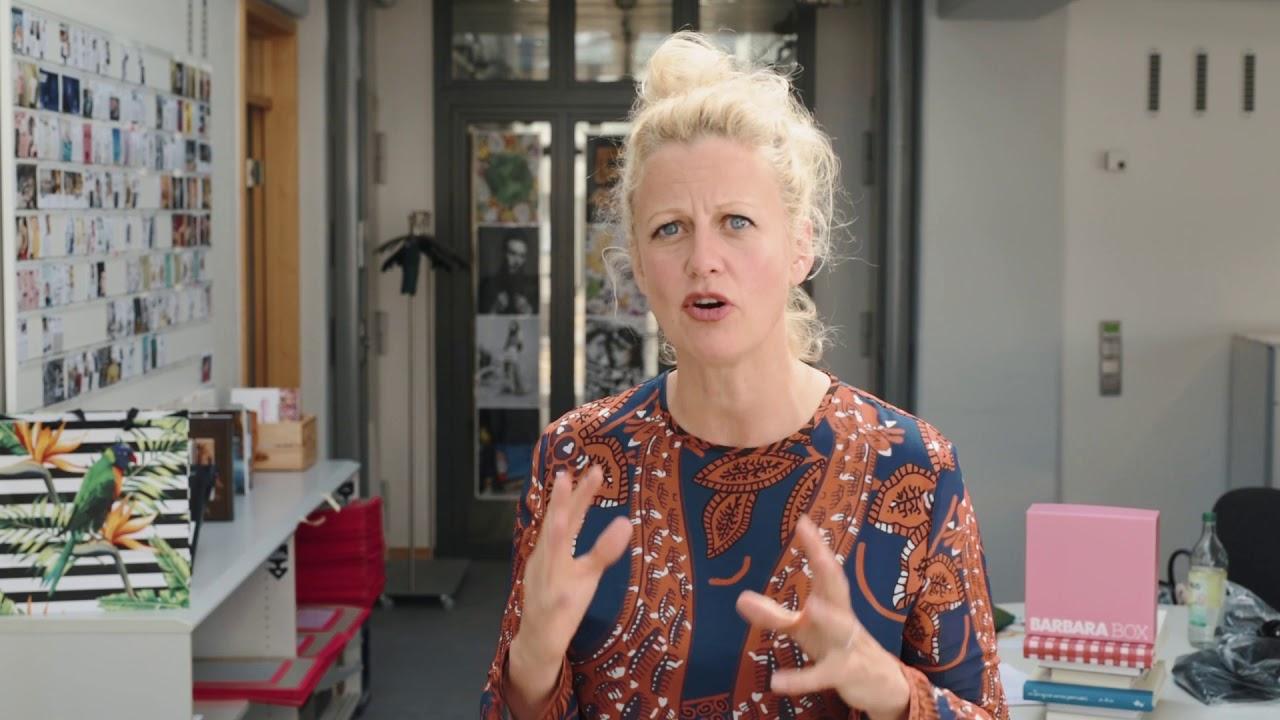 Barbara Schöneberger über... Badezimmerkacheln