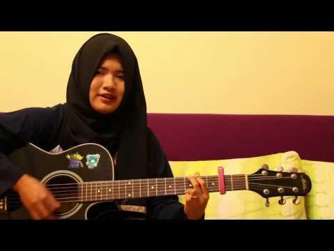 Surat Cinta Untuk Starla - Virgoun by Cewe Cantik Pintar Main Gitar