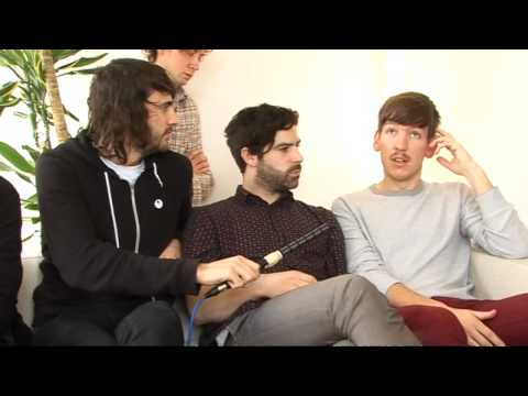 Foals on their new album 'Total Life Forever'
