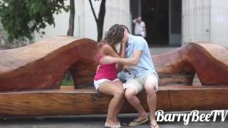 Repeat youtube video KISSING WET BRAZILIAN GIRLS?!?! Social Experiment