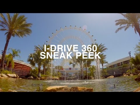I-Drive 360 Sneak Peek | Visit Orlando