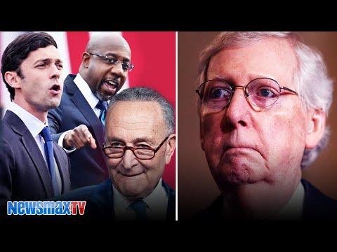 50/50 split in Senate