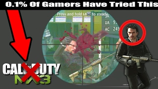Скачать TRICKSHOT To AVENGE NO RUSSIAN And END The ENTIRE MW3 CAMPAIGN Kill Makarov