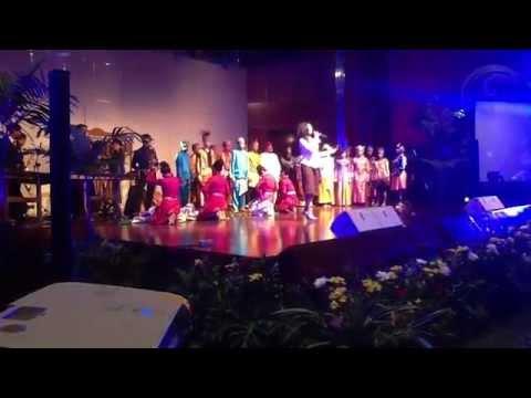 Psm Unpad Medley Lagu Nusantara @ Halal Bihalal Ika-unpad, Balairung Soesilo Soedarman