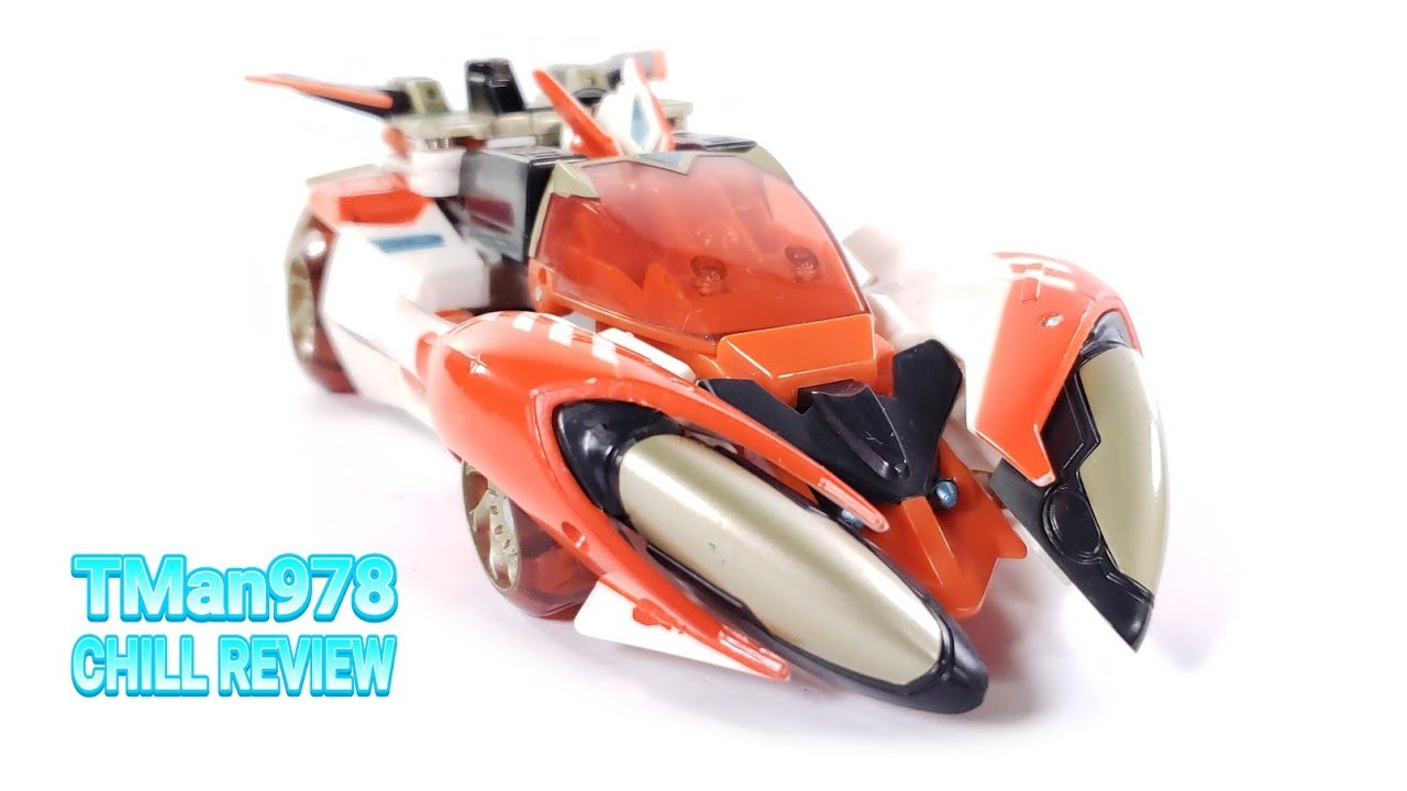 Transformers Cybertron Override CHILL REVIEW