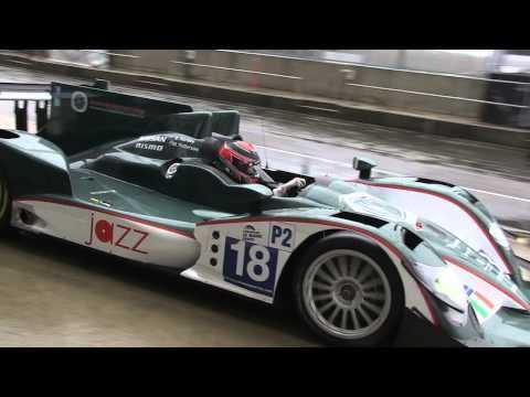 Brendon Hartley - Post Practice Interview / ELMS Round 1 Silverstone