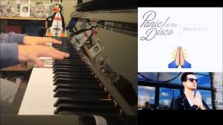 """Panic! At The Disco - """"Hallelujah"""" (Advanced Piano Cover)"""