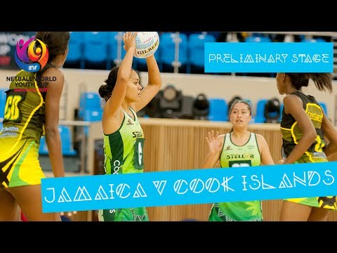Jamaica v Cook Islands | #NWYC2017