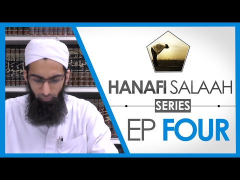40 Authentic Hadith - Complete Hanafi Salah - Ep 4: Raising Hands to Begin Salah