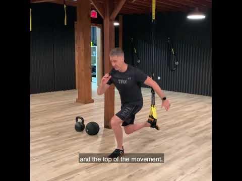 TRX Endurance Workout