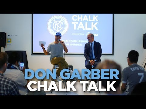The State of MLS with Commissioner Don Garber | Chalk Talk | 09.12.17