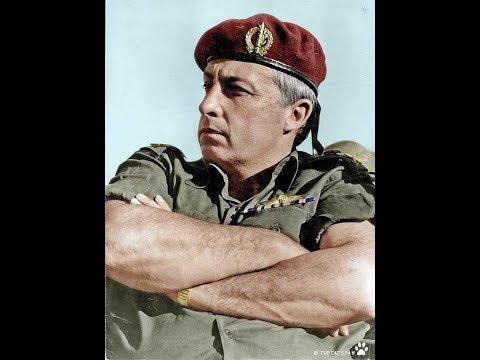 Ariel Sharon - Biographie D'un Géant D'Israël