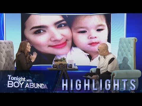 TWBA: Ara Mina says that she's happy to be single because of her daughter