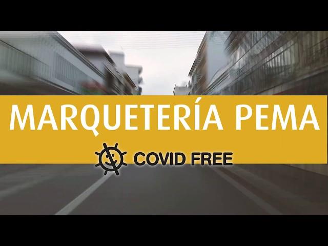 #NuestroComercioLoHacesTú Marqueteria Pema