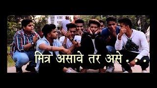 Majhe Manan Bharlis Aaj Pori Mazya Hrudyat Baslis Aaj | pravin koli |video song