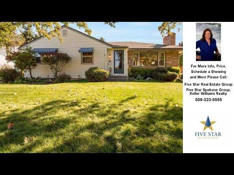 2816 N Stout, Spokane Valley, WA Presented by Five Star Real Estate Group.