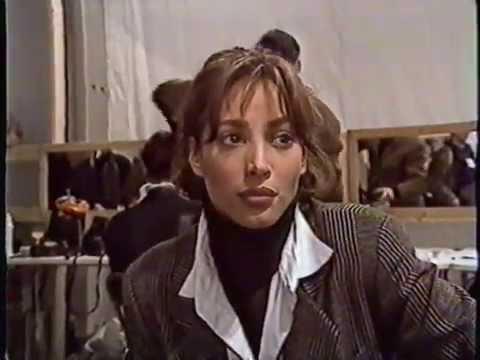 Christy Turlington in 1991