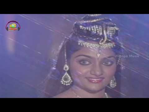 Aa Ravi Full Video Song | Garuda Rekha Telugu Movie Songs | Srinath | Madhavi | Mango Music