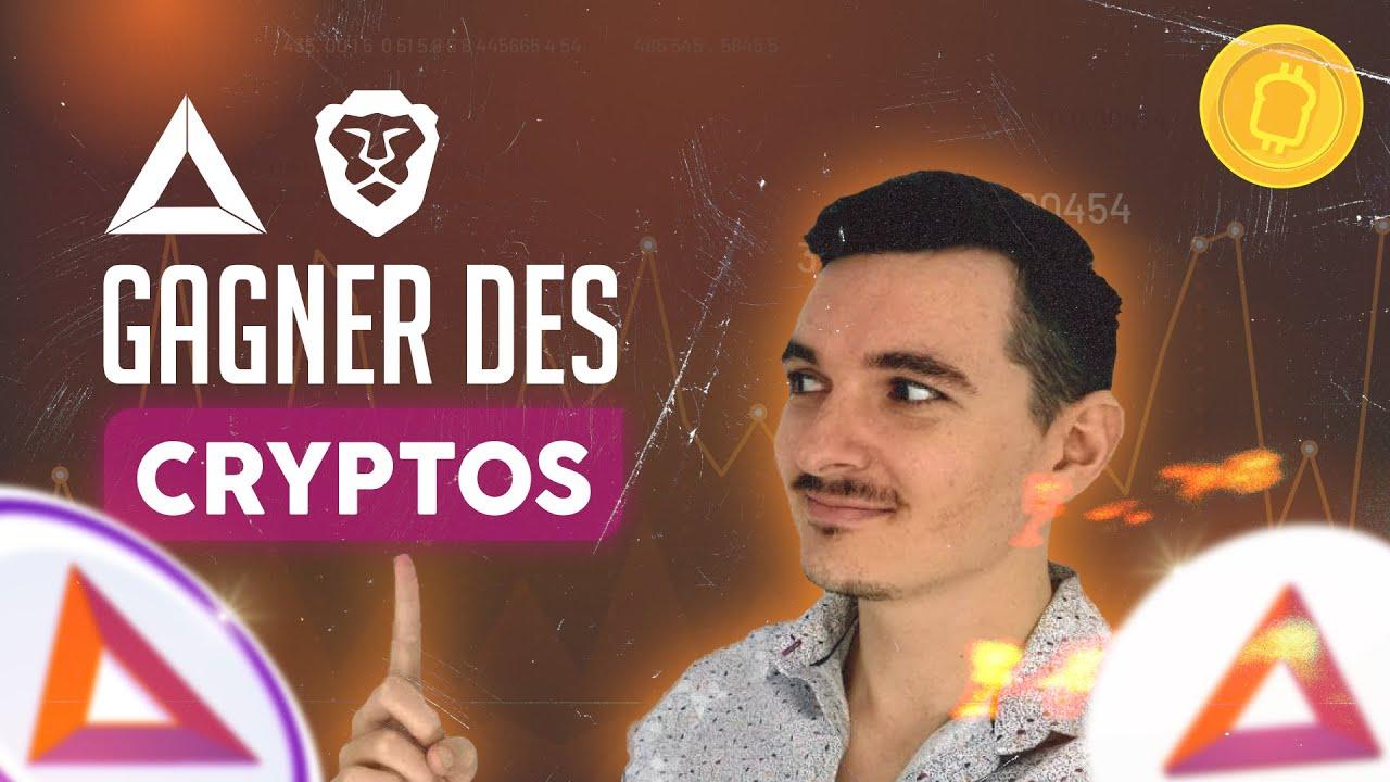 Brave (BAT) : Gagnez des crypto monnaies en chillant sur internet 🍹
