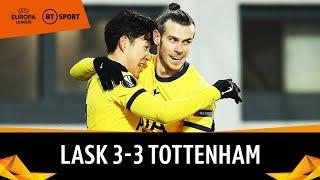 LASK v Tottenham (3-3) | Europa League Highlights