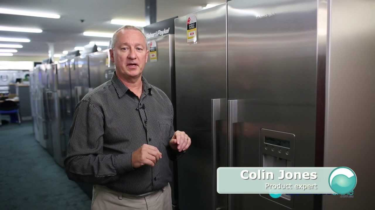 Expert Talks Through The 614l Rf610adux3 Fisher Amp Paykel 3