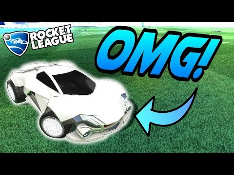 Rocket League Gameplay: WHITE WEREWOLF ULTIMATE BUILD! - Funny Moments/1v1 Goals (RL Highlights) thumbnail
