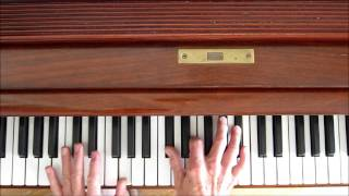 "Color Tones: 9ths, 11ths, 13ths.""You Are Too Beautiful"". Live Piano Lesson"