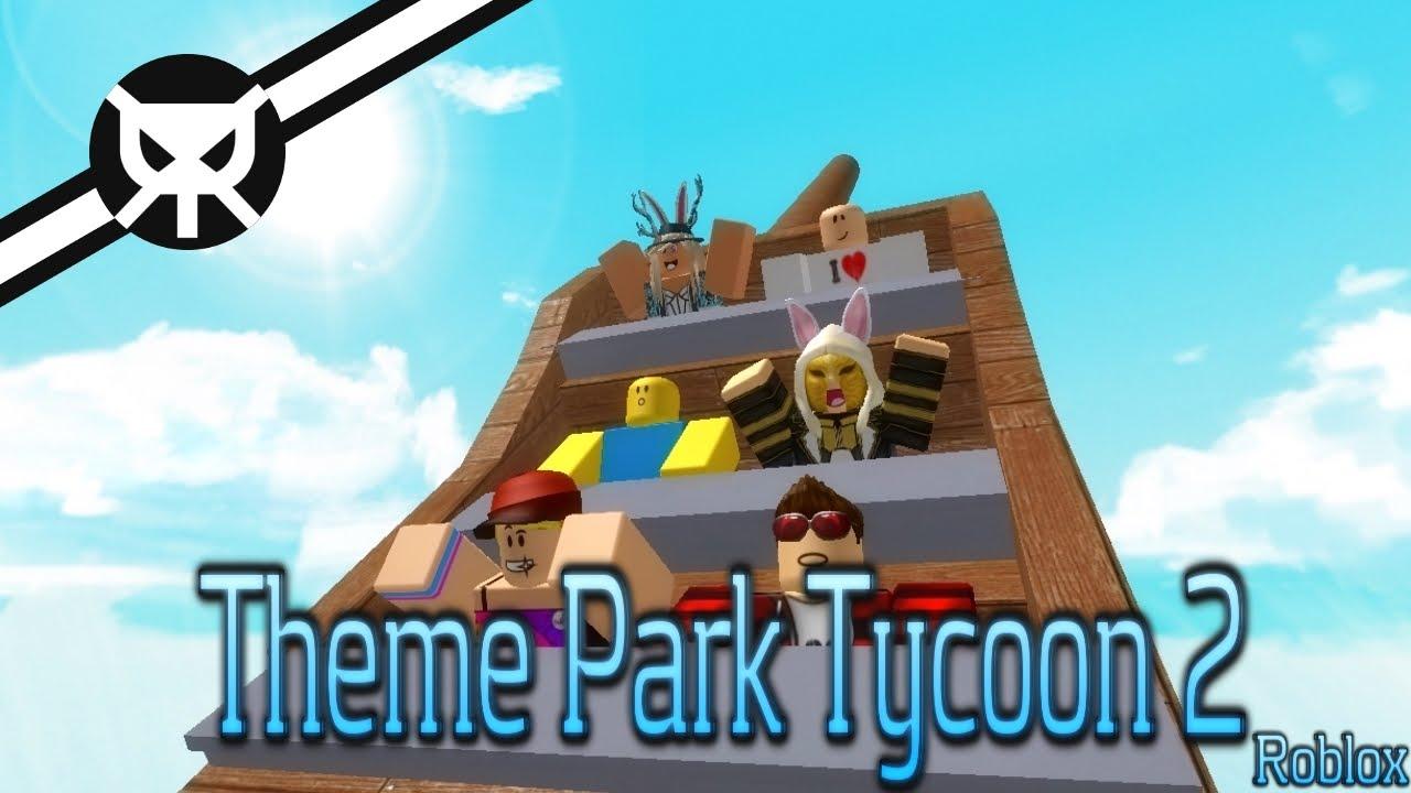 Roblox Themes Beta Rebuilding My Park Theme Park Tycoon 2 Beta Roblox Part 2 Youtube