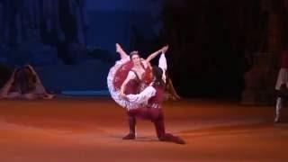 Ivan Vasiliev & Natalia Osipova -  Le Corsaire  - Conrad