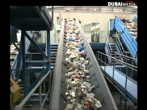 Recycling in the UAE