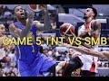 Game 5 SMB VS TNT PBA COMMISSIONER CUP  Finals 2019