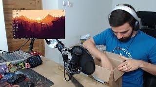 LIVE - Otwieramy paczki z Chin!