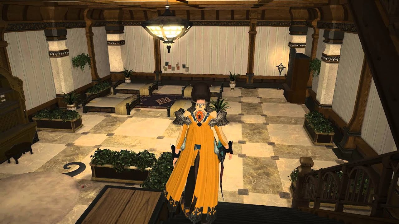 ffxiv mist ward riviera medium house plot 30 youtube - Medium House 2016