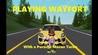 Roblox | Wayfort spielen!