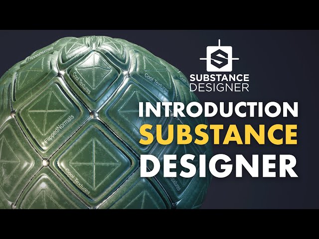 Introduction to Substance Designer | Trailer