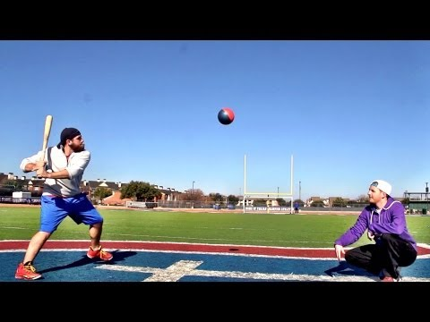 Nerf Sports Edition | Dude Perfect Travel Video