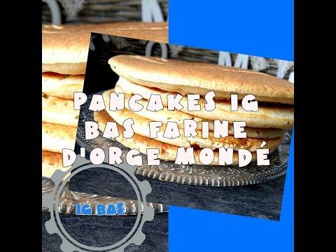 [-tuto-recette-]-pancakes-diÉtÉtiques-a-l'orge