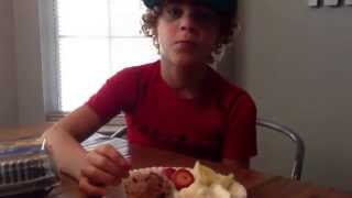 Udi's Gluten Free Blueberry Muffins Review By The Gluten Free Kid