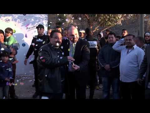 """جوال تسلم السيارة الثانية من حملة """" نقاطك """" للمواطن مراد أسعد من قرية بيتا - نابلس"""
