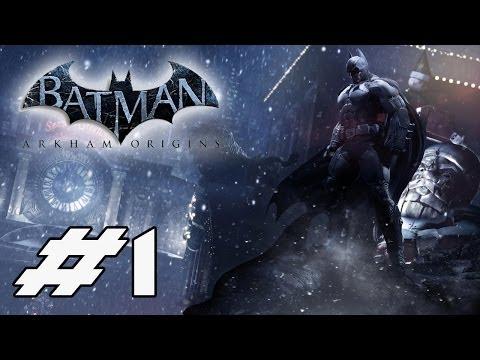Batman Arkham Origins - Playthrough #1 [FR][HD]