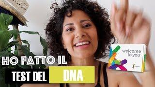 Ho fatto il TEST del DNA! 23andME per scoprire le mie origini IaraHeide