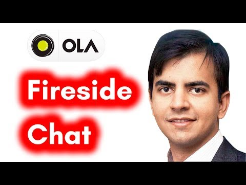 The Convenience Economy - Fireside chat with Bhavish Aggarwal