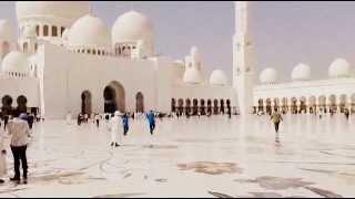 Сaмаркандские парни в Абу Даби
