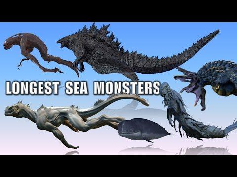 25 LONGEST Sea