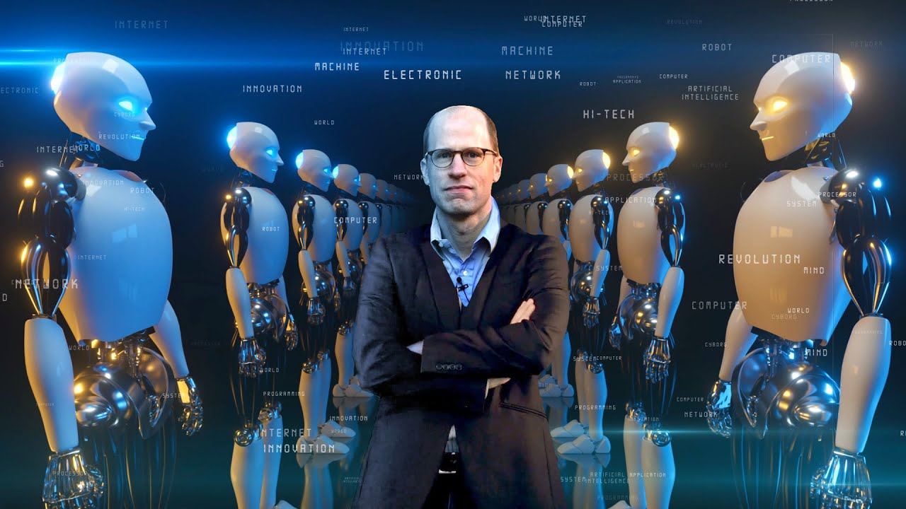 From Artificial Intelligence to Superintelligence : Nick Bostrom on AI & The Future of Humanity