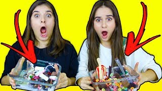 Bad Baby Giant Ice Cream Sundae Fail - Toy Freaks Out!-7aBKBfLQZqE