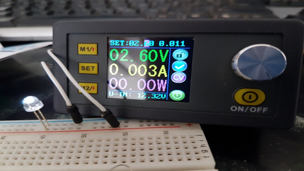 Arduino Programmable Constant Current Power Resistance Dummy Load Use Review Of A Voltage